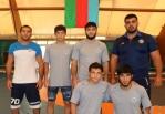 Чемпионат Европы: Азербайджанские борцы завоевали медали разных проб