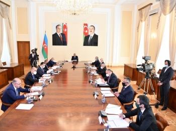 Кабинет Министров обсудил вопросы бюджета