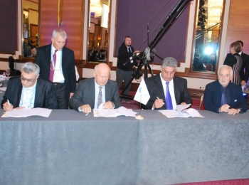 Подписан договор о проведении в Баку Европейского юношеского Олимпийского фестиваля