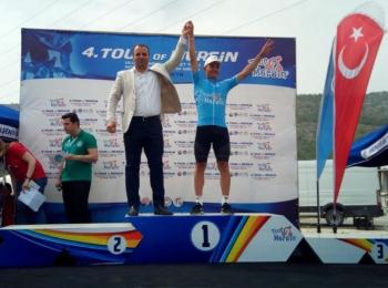 Велокоманда «Синержи-Баку» успешно стартовала на «Туре Мерсина».