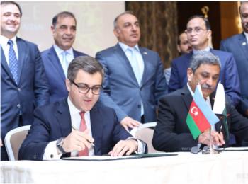 Азербайджан и Пакистан подписали меморандум о взаимопонимании