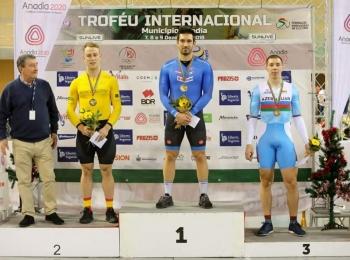 Азербайджанский велогонщик стал третьим в Португалии
