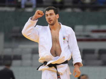 Мамедали Мехдиев завоевал золотую медаль турнира Большого шлема