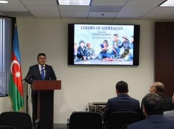 В Лос-Анджелесе прошла выставка, посвященная Азербайджану