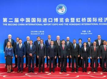 Азербайджанская продукция представлена на II Китайской международной импортной выставке