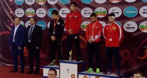 Азербайджанский борец Туран Байрамов стал чемпионом Европы